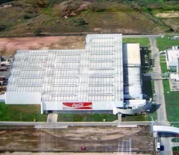 Fábrica Refrescos Guararapes - Coca Cola - Suape, Cabo, PE