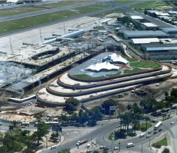 Aeroporto Internacional dos Guararapes – Edifício Garagem - Recife, PE