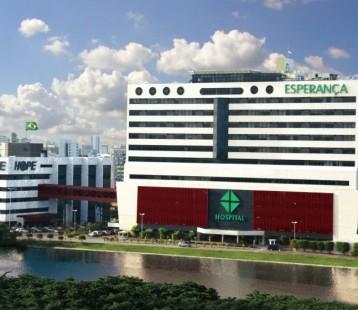 Hospital Esperança - Recife, PE