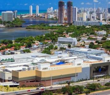 1ª e 2ª Ampliação Shopping Center Tacaruna - Recife, PE