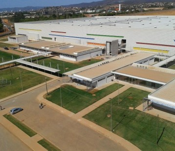 Indústria Alpargatas - Montes Claros, MG