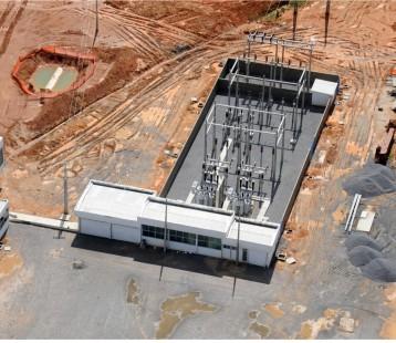 SE 69kV - Sistema Pirapama - Cabo de Santo Agostinho, PE